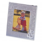 engravable baby photo frame