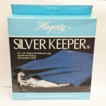 Large Silver Keeper Pouch