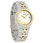 Seiko Men's Two-Tone Finish Bracelet Band Watch