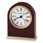 Howard Miller Rosewood Finish Quartz Clock