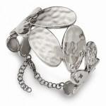 Stainless Steel Polished Bangle Bracelet