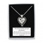 Always In My Heart Pet Locket