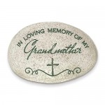 In Loving Memory of My Grandmother Tabletop Rock