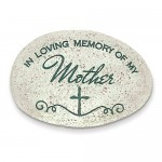 In Loving Memory of My Mother Tabletop Rock