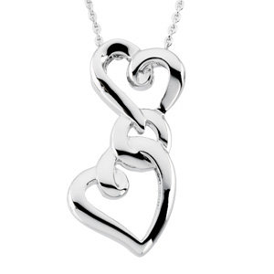Sterling Silver My Mother, Forever My Friend™ Necklace